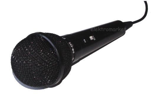 Mikrofon DM-202 MIK0005